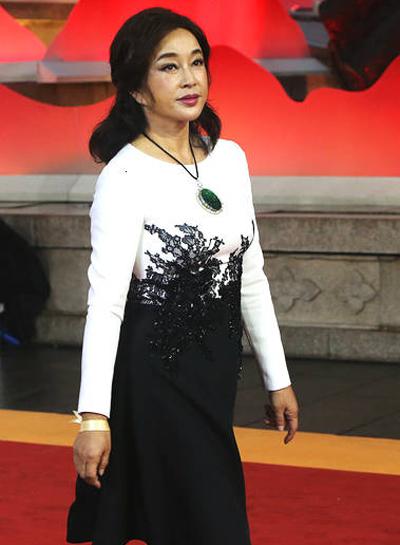 Diễn viên gạo cội Lưu Hiểu Khánh.