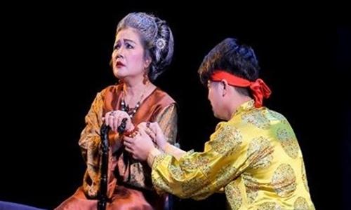 Kịch Tào Ngu diễn miễn phí cho khán giả TP HCM