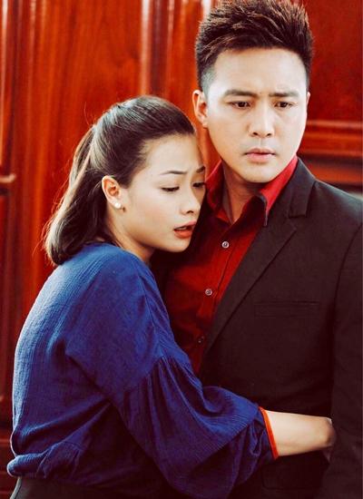 Thanh Duy vào vai phản diện - một chàng trai hãm hại người yêu lẫn cha nuôi.