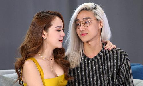 Minh Hằng khóc khi mẫu lưỡng tính Mid Nguyễn kể đời tư