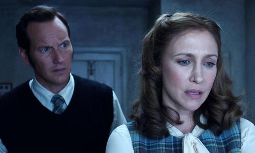Vợ chồng chuyên gia trừ tà Warren tái xuất trong 'Annabelle 3'
