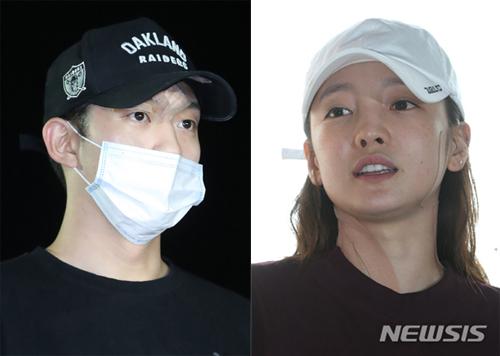 Goo Hara và Choi Jong Bum quen nhau khi tham gia một chương trình về làm đẹp. Họ hẹn hò khoảng ba tháng trước khi kiện cáo lẫn nhau.