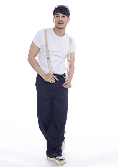 Phong cách trẻ trung của Trương Thanh Long.
