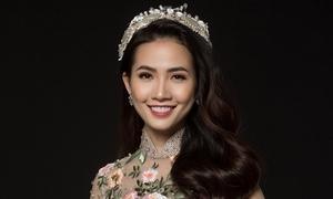 Phan Thị Mơ gợi ý năm kiểu áo dài cưới xuyên thấu