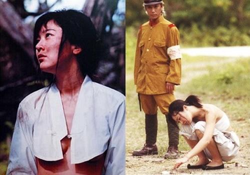 Một số hình ảnh của Lee Seung Yeon khiến người Hàn sôi lên vì giận dữ.