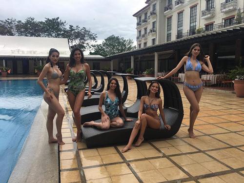 Miss Earth năm nay có nhiều hoạt động và thí sinh phải di chuyển tới nhiều địa danh của Philippines.