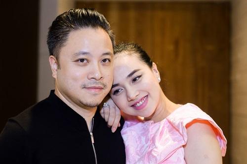 Đinh Ngọc Diệp và Victor Vũ kết hôn vào tháng 3/2016. Họ dự kiếnđón con đầu lòng vào cuốitháng 10.