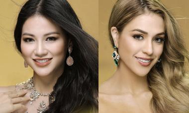 Chân dung Phương Khánh và dàn mỹ nhân Miss Earth