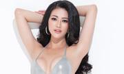 Phương Khánh tôn dáng với váy dạ hội, bikini