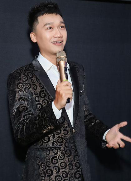Diễn viên Xuân Nghị.