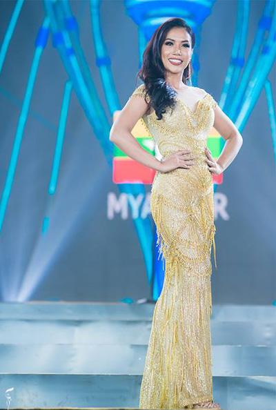 Myanmar được đánh giá là cô gái đáng yêu nhưng không nổi bật. Vì yếu tố nước chủ nhà, Myanmar có thể vào Top 20.