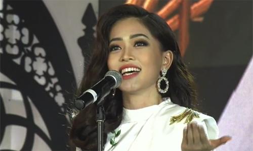 Người đẹp Paraguay đăng quang Hoa hậu Hòa bình Quốc tế 2018 - 1