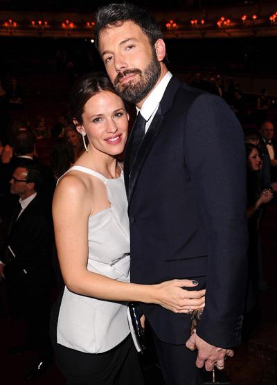 Ben và Jen chia tay từ năm 2015.