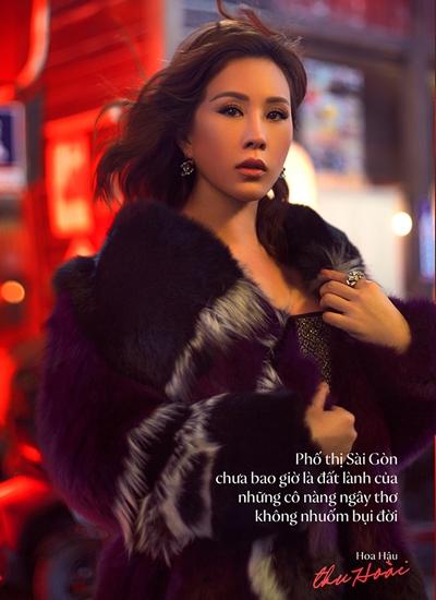 Tự truyện Hoa hậu Thu Hoài: Tôi sợ con thiệt thòi vì đồng tính