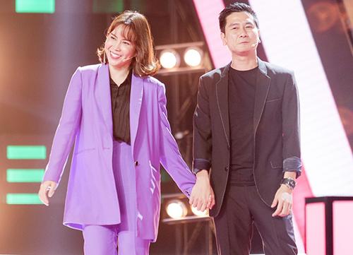 Lưu Hương Giang, Hồ Hoài Anh thể hiện khả năng dàn dựng tiết mục vượt trội trong tập sáu.
