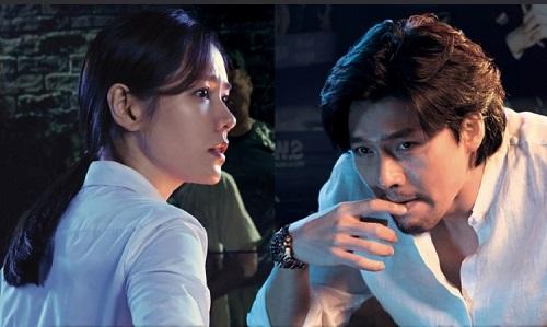 Hai ngôi sao Hàn Quốc Son Ye Jin (trái) và Huyn Bin trong tác phẩm. Ra mắt ở Hàn Quốc từ ngày 19/9, phim hiệnthu về 15,1 triệu USD.