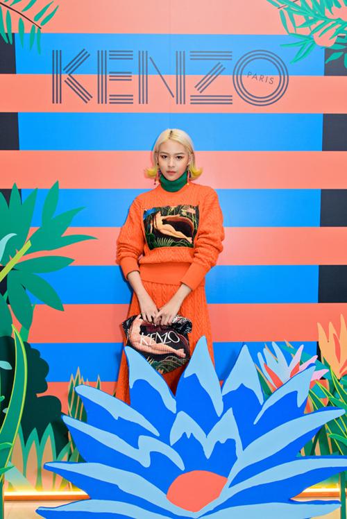 Takada Kenzo - người khởi tạo nên mãnh hổ Kenzo giữa lòng thời trang thế giới là một fan lớn của họa sĩ Henri Rousseau, đồng thời cũng chịu nhiều ảnh hưởng từ các tác phẩm hội họa của ông. Nắm bắt ý niệm đó, cặp đôi hậu bối Carol Lim và Humberto Leon đưa tới BST mang tên Memento No.3, tiếp đà tri ân người đã tạo nên thương hiệu Kenzo, đồng thời tiếp nối chuỗi thành công của thương hiệu sau hai BST Memento No.1 và No.2.