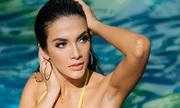 Tân Hoa hậu Hòa bình Quốc tế thả dáng với bikini