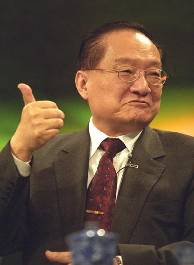 Nhà văn Kim Dung.