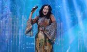 Thanh Lam hát bế mạc Liên hoan phim quốc tế Hà Nội