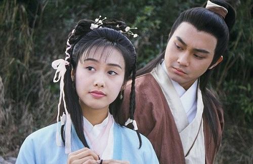 Chu Ân thủ vai Hoàng Dung trong bản 1994.