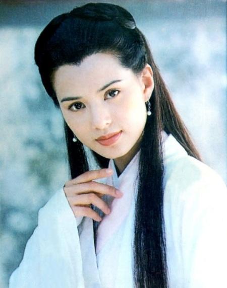 Lý Nhược Đồng hóa thân Tiểu Long Nữ bản 1995.