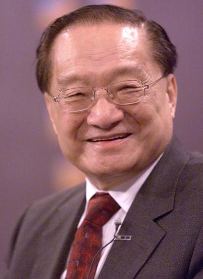 Nhà văn Kim Dung (1924 - 2018).