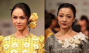 Dàn sao chưng diện dự bế mạc Liên hoan phim quốc tế Hà Nội