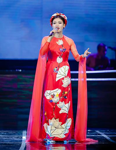 Ca sĩ Phạm Phương Thảo.