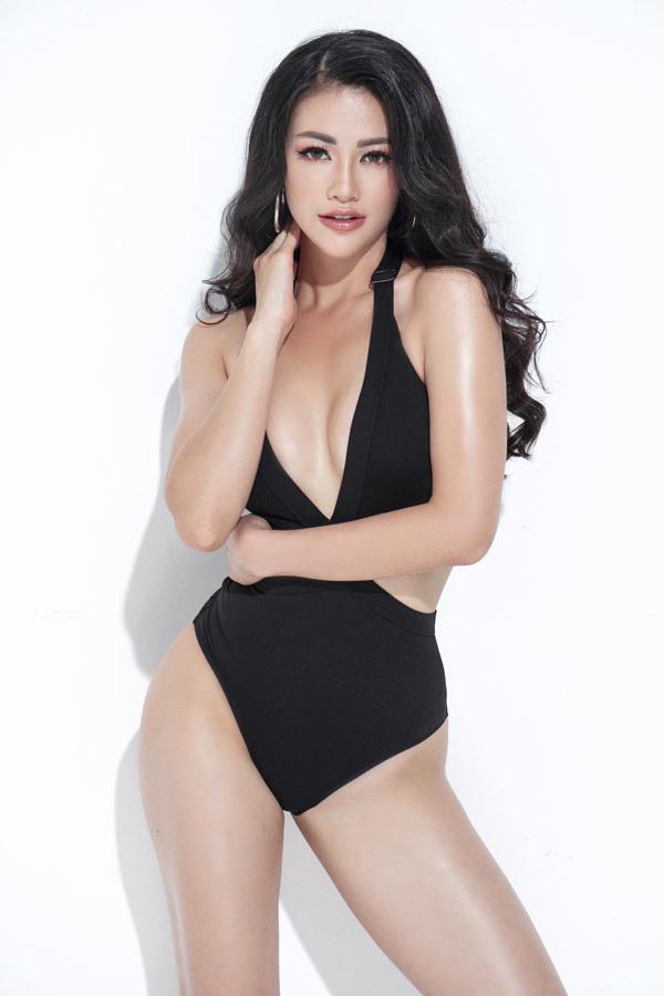 Biến đổi nhan sắc của Hoa hậu Trái đất Phương Khánh