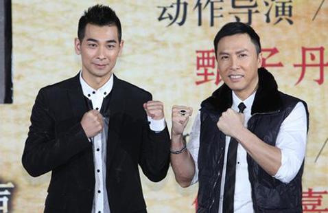 Triệu Văn Trác (trái) và Chân Tử Đan tuyệt giao từ năm 2012.
