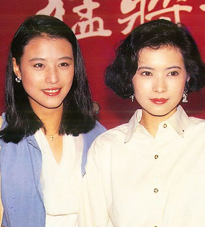 Ảnh Lam Khiết Anh bên các sao Hong Kong gây chú ý - 1