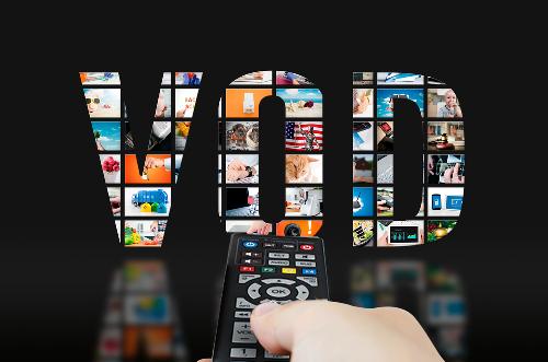 Các nội dung video theo yêu cầu ngày càng được ưa chuộng.