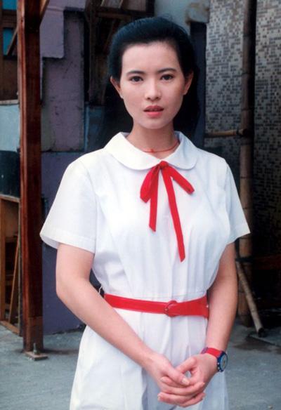 Tạo hình nữ sinh của Lam Khiết Anh trong Đại thời đại.