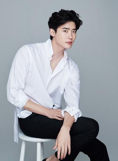 Diễn viên Lee Jong Suk.