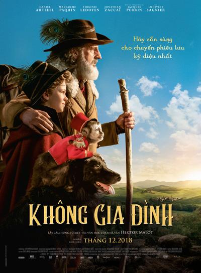 Phim ra rạp cuối tháng 12.
