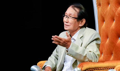 Nhạc sĩ Đài Phương Trang.