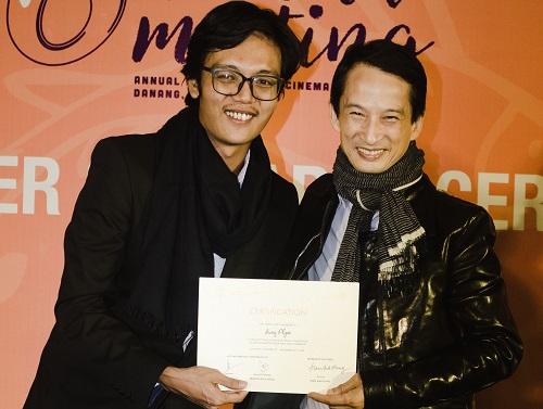 Kịch bản phim Myanmar đoạt giải ở Gặp gỡ mùa thu 2018 - ảnh 1