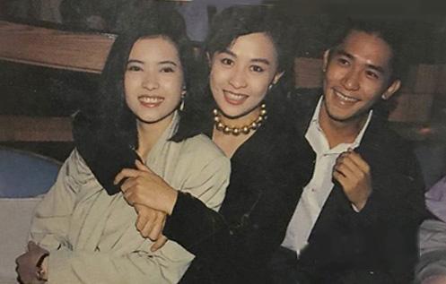 Ảnh Lam Khiết Anh bên các sao Hong Kong gây chú ý - 5