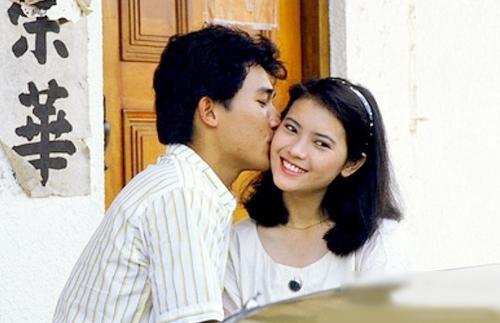 Trên các diễn đàn, mạng xã hội, nhiều khán giả chia sẻ hình ảnh Lam Khiết Anh thời xuân sắc.