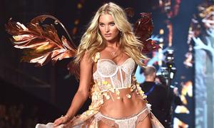'Thiên thần' được chọn diễn nội y triệu USD tại Victoria's Secret 2018