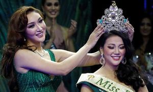 Cuộc thi Hoa hậu Trái đất mất vị thế trên đấu trường quốc tế