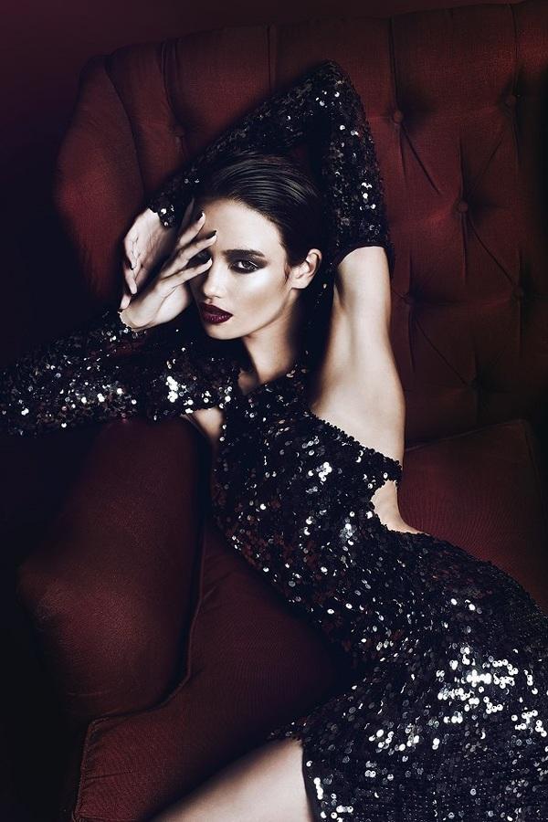 Kelsey Merritt - chân dài Philippines đầu tiên diễn Victoria's Secret