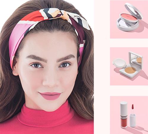 Pink Pink Girl dành cho các cô gái theo đuổi vẻ đẹp ngọt ngào, dịu dàng, phong cách thời trang thanh lịch, nữ tính. Pink Pink Girl  Bộ sản phẩm có tông màu tươi tắn sẽ là bí quyết tạo nên thần thái tự tin, phù hợp cho các cô gái yêu thích trang điểm tự nhiên hàng ngày