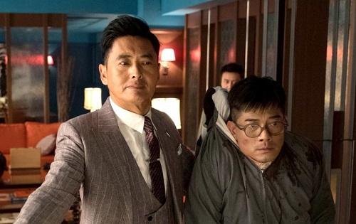 Châu Nhuận Phát nổi trội hơn Quách Phú Thành trong phim mới.