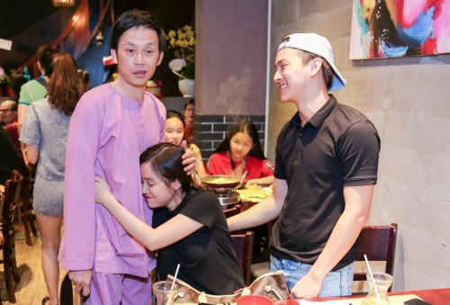 Hoài Linh đã chủ động cắt đứt mối quan hệ với Hoài Lâm.