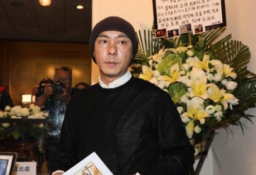 Diễn viên Trương Vệ Kiện