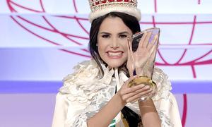Mỹ nhân Venezuela đăng quang Hoa hậu Quốc tế 2018
