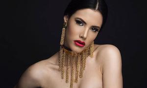 Nhan sắc tuổi 20 của tân Hoa hậu Quốc tế
