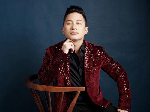 Ca sĩ Tùng Dương.
